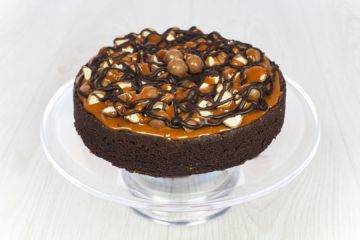 CHOCOLATE TREAT EGG-FREE CAKE MIX