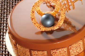 DIAMOND GLAZE CARAMEL TOFFEE