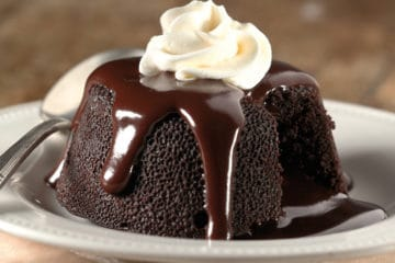 CHOCOLAVA EGG-FREE CAKE MIX